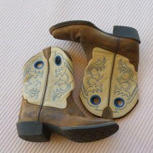 Square Toe Ariat Boots